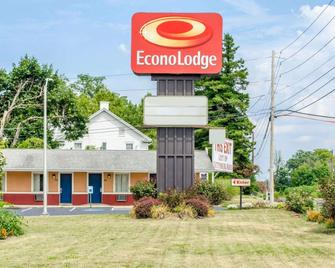 Econo Lodge Mechanicsburg - Mechanicsburg - Building