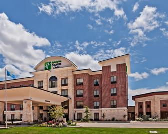 Holiday Inn Express & Suites Duncan - Duncan - Building