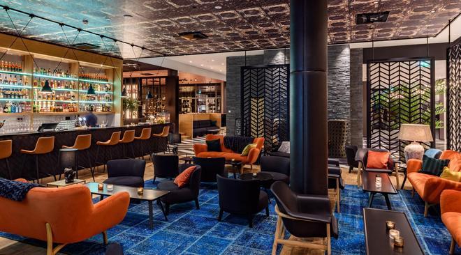 赫爾辛基克拉麗奧機場酒店 - 萬塔 - 休閒室