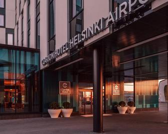 Clarion Hotel Helsinki Airport - Vantaa - Building