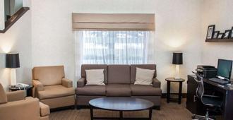 Sleep Inn University Place - Charlotte - Vardagsrum