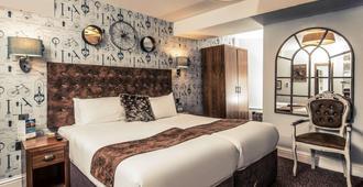 諾丁漢市中心美居酒店 - 諾丁漢 - 諾丁漢 - 臥室