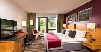 Leonardo Royal Hotel Baden-Baden - באדן-באדן - חדר שינה