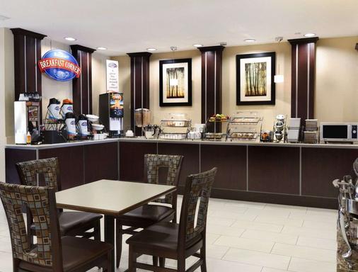 Baymont Inn & Suites Victoria - Victoria - Buffet