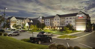 Residence Inn by Marriott Colorado Springs North/Air Force Academy - Colorado Springs - Building