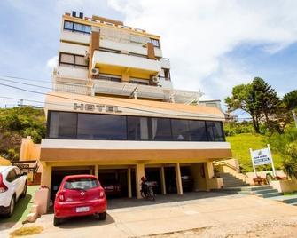 San Remo Terrazas Hotel - Piriapolis - Building