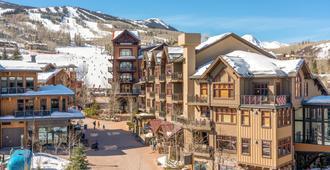 Capitol Peak Lodge - Snowmass Village - Außenansicht