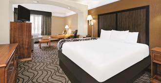 La Quinta Inn & Suites by Wyndham San Antonio N Stone Oak - סן אנטוניו - חדר שינה