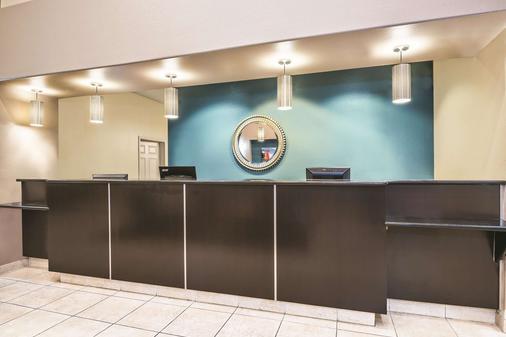 聖安東尼奧北橡樹石拉昆塔套房酒店 - 聖安東尼奥 - 聖安東尼奧 - 櫃檯