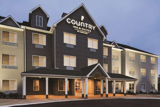 Country Inn & Suites by Radisson, Indianapolis, IN - Indianapolis - Building