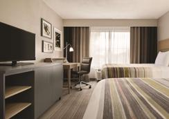 Country Inn & Suites by Radisson, Indianapolis, IN - Indianapolis - Bedroom