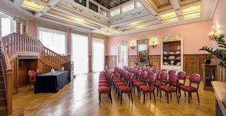 Grand Hotel Villa Politi - Siracusa - Sala de reuniões