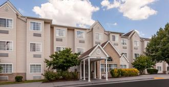 Microtel Inn & Suites By Wyndham Bwi Airport Baltimore - Linthicum Heights - Edificio