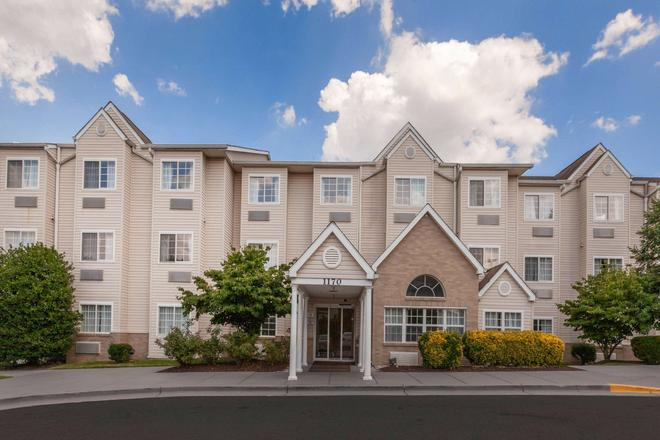 Microtel Inn & Suites By Wyndham Bwi Airport Baltimore - Linthicum Heights - Building