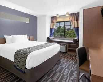 Microtel Inn & Suites By Wyndham Bwi Airport Baltimore - Linthicum Heights - Schlafzimmer