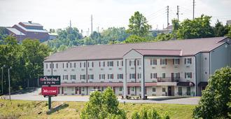 Rosebud Inn - Branson - Building
