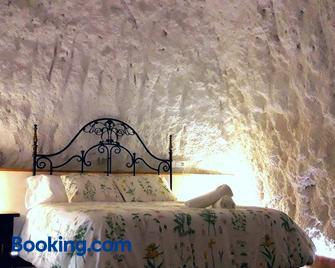 Casas y Cuevas El Solins - Fortuna - Bedroom