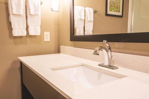 La Quinta Inn & Suites by Wyndham Hattiesburg - I-59 - Hattiesburg - Μπάνιο