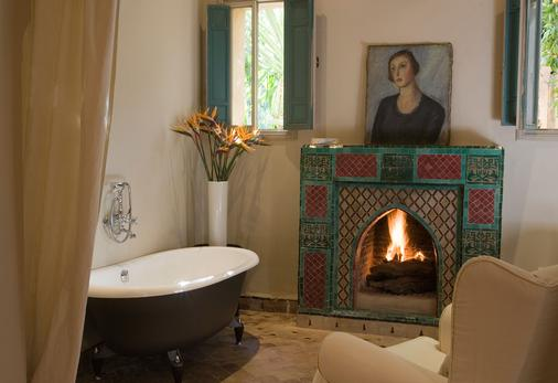 Les Deux Tours - Marrakesh - Bathroom