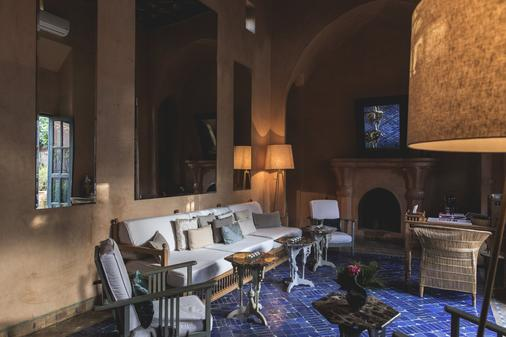 Les Deux Tours - Marrakesh - Living room