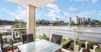 Bridgewater Terraces - בריסביין - מרפסת