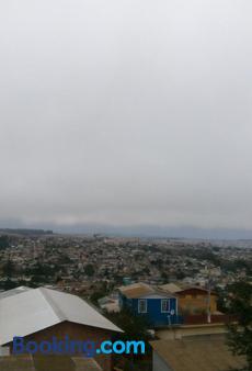 Hostal Panorámico - San Antonio (Valparaiso) - Outdoors view