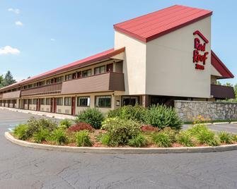 Red Roof Inn Kalamazoo East - Expo Center - Kalamazoo - Building