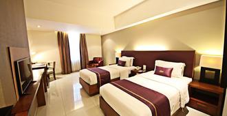 Anggrek Shopping Hotel - Bandung - Bedroom