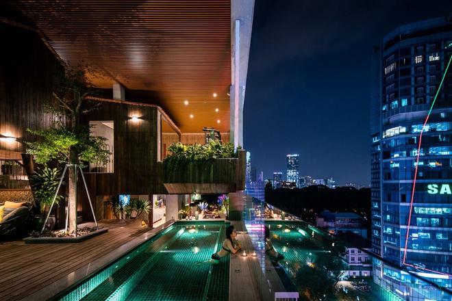 奧萊傳奇酒店 - 胡志明市 - 游泳池