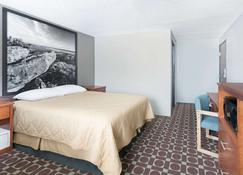 Super 8 by Wyndham Miles City - Miles City - Bedroom