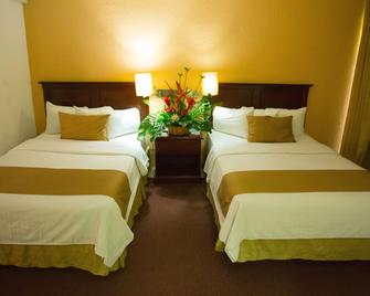 Hotel Kamico - Tapachula - Schlafzimmer