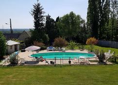La Chancellerie - Chinon - Pool