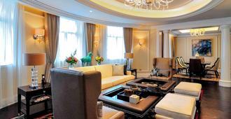 Sofitel Legend People's Grand Hotel Xian - שי-אן - חדר שינה