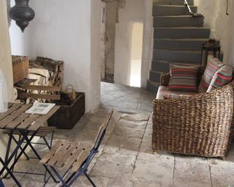 Maison Anila - Barjac - Huiskamer