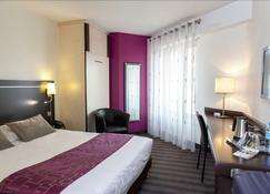 Brit Hotel Belfort Centre-Le Boreal - Belfort - Bedroom