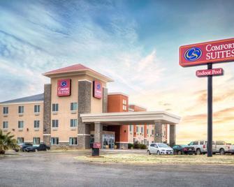 Comfort Suites Pecos - Pecos - Building
