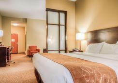 Comfort Suites Pecos - Pecos - Bedroom