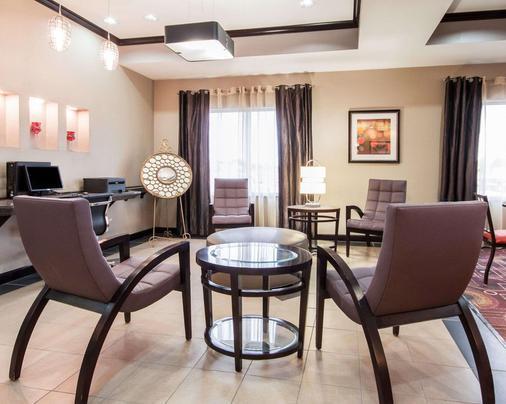 Comfort Suites Pecos - Pecos - Business centre