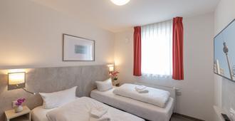 Trio Apartment Hotel Berlin - Berlin - Bedroom