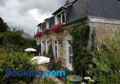 Les Chambres d'hôtes l'Hermine - Bazouges-la-Pérouse - Outdoors view