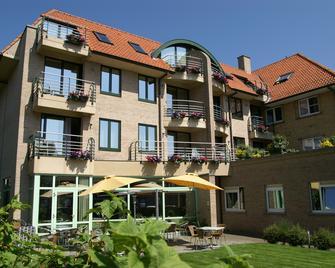 Hof Ter Duinen - Oostduinkerke - Gebäude