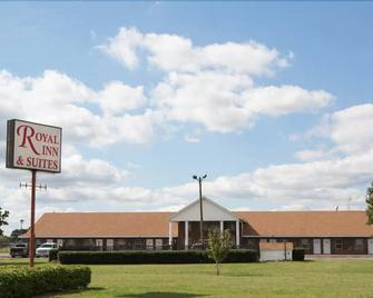 Royal Inn & Suites - Tunica - Building