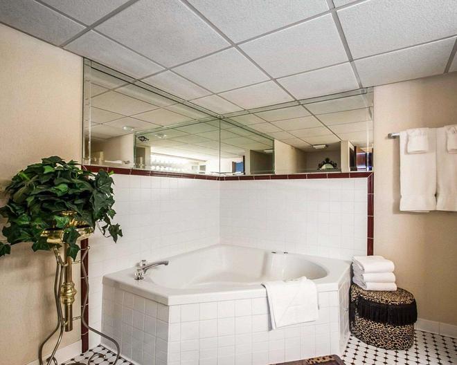Clarion Hotel - Branson - Μπάνιο