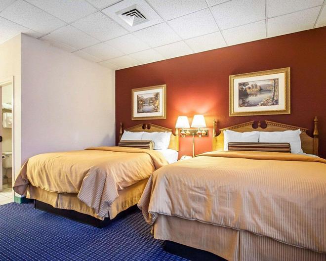 Clarion Hotel - Branson - Κρεβατοκάμαρα