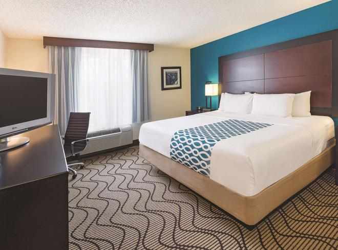 La Quinta Inn & Suites by Wyndham Central Point - Medford - Central Point - Bedroom