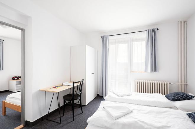 Hotel Horní Pramen - Špindlerův Mlýn - Makuuhuone