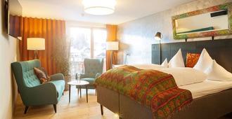 Raffl's Tyrol Hotel - Sankt Anton am Arlberg - Bedroom