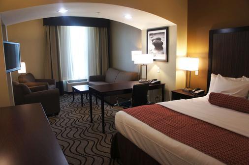 La Quinta Inn & Suites by Wyndham Gonzales LA - Gonzales - Makuuhuone