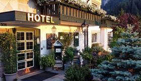 哈特曼小屋酒店 - 只招待成人 - 奥提賽 - 奧蒂塞伊 - 建築