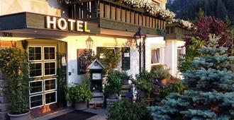 Chalet Hotel Hartmann - Adults Only - אורטיסיי - בניין